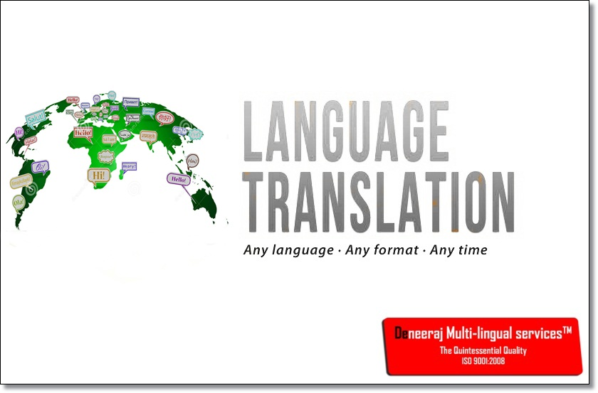 French translation translator interpreter services in Mumbai delhi